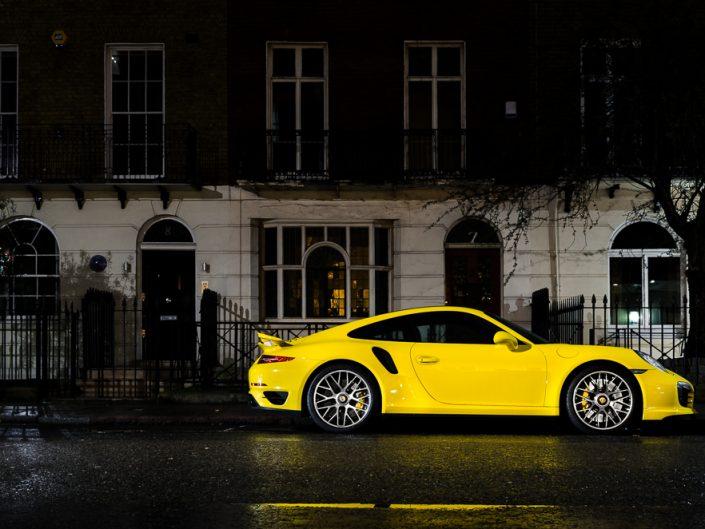 Cars - Porsche 911 991 Turbo S