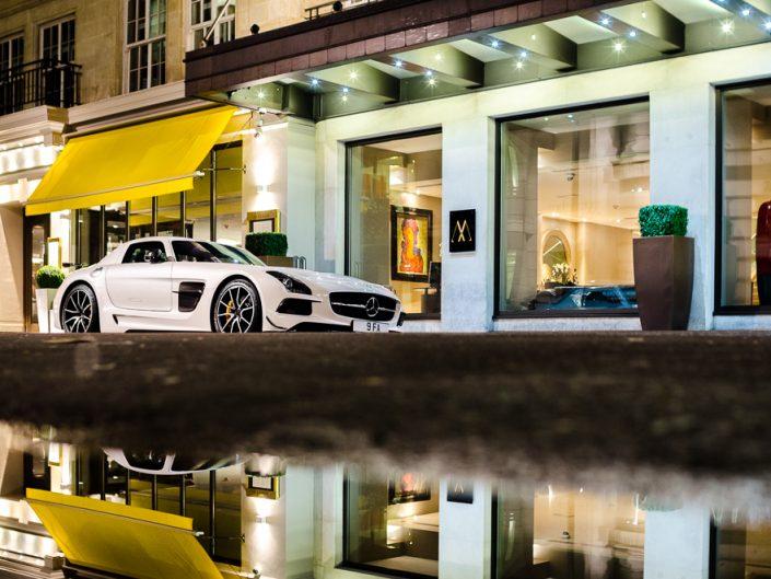 Cars - Mercedes Benz SLS Black Series