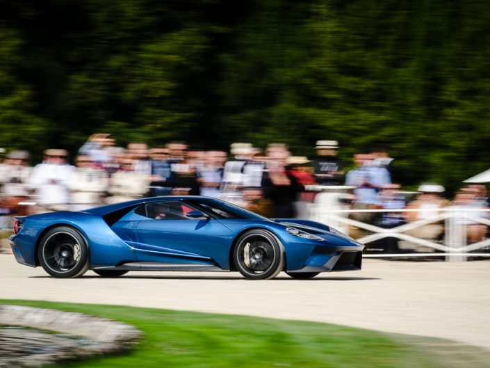 Cars - Ford GT 2017 during Chantilly Arts & Elegance Richard Mille 2015