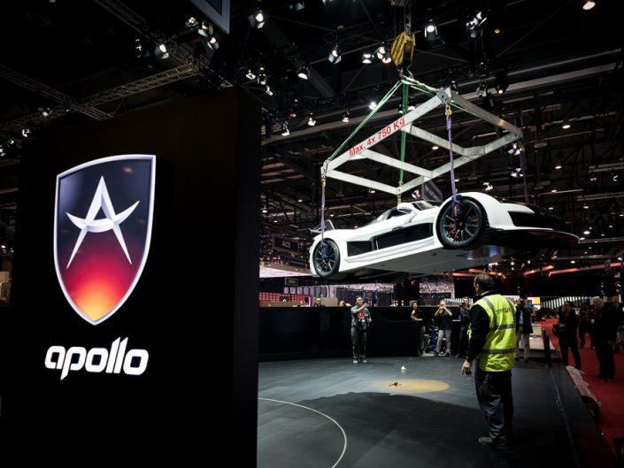 Cars - Gumpert Apollo