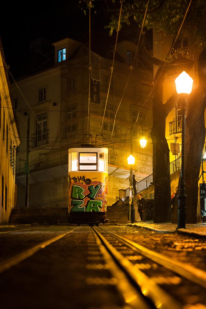 Lisbon - Tramway 2