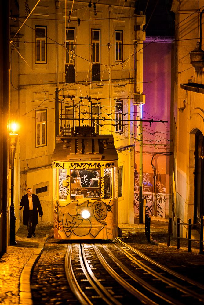 Lisbon - Tramway 3