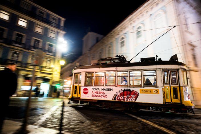 Lisbon - Tramway 4