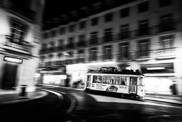 Lisbon - Tramway 5