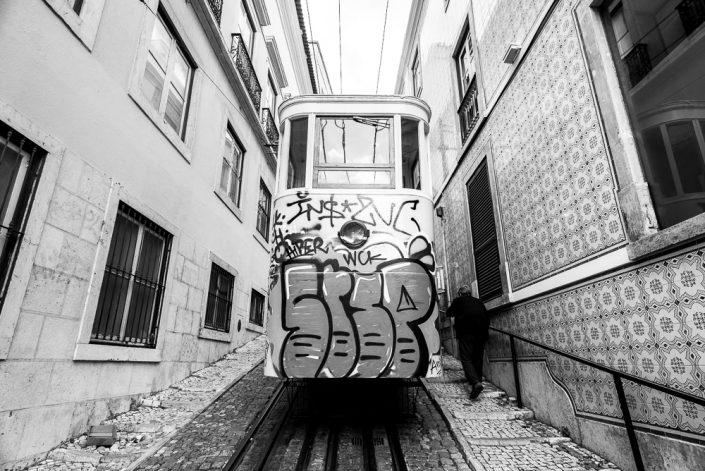 Lisbon - Tramway 6