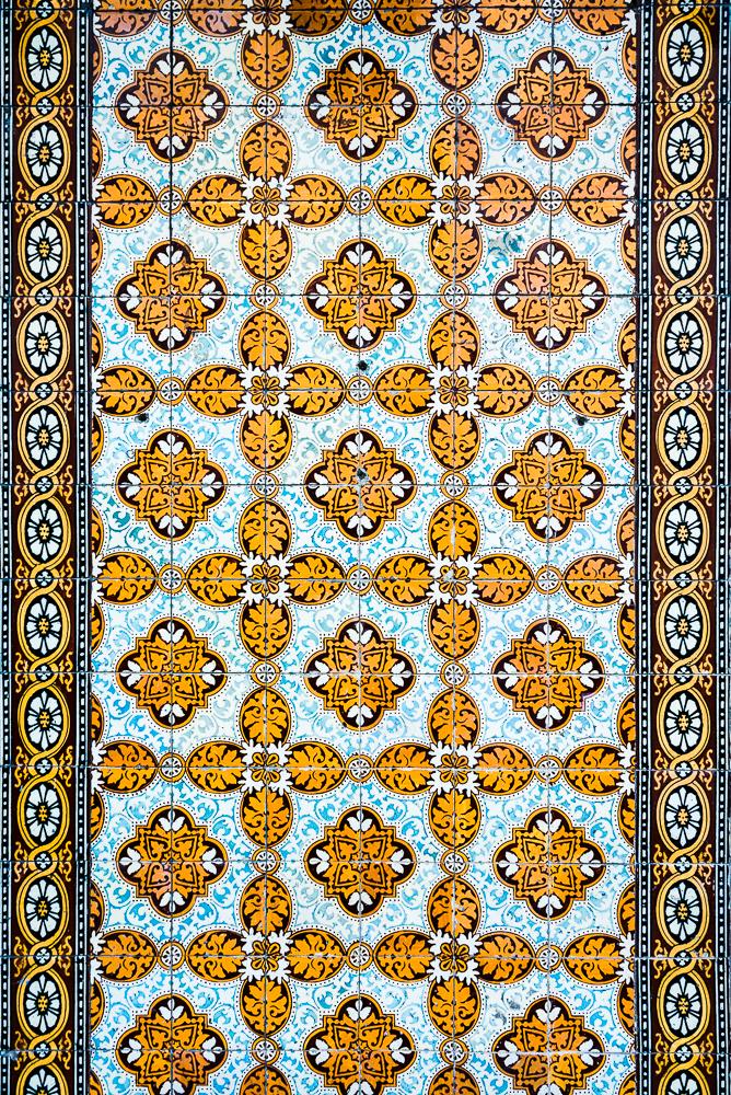 Lisbon - Azulejos 11
