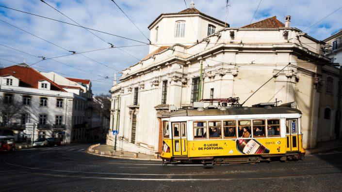 Lisbon - Tramway 7