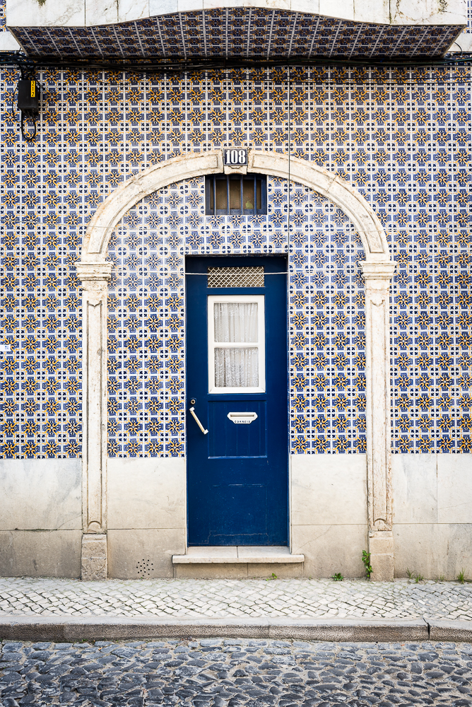 Lisbon - Azulejos 13