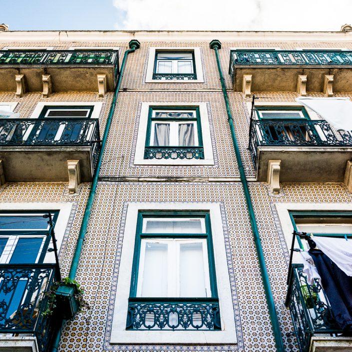 Lisbon - Azulejos 14