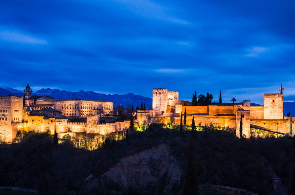 Granada - The place is an absolute must-see in Spain