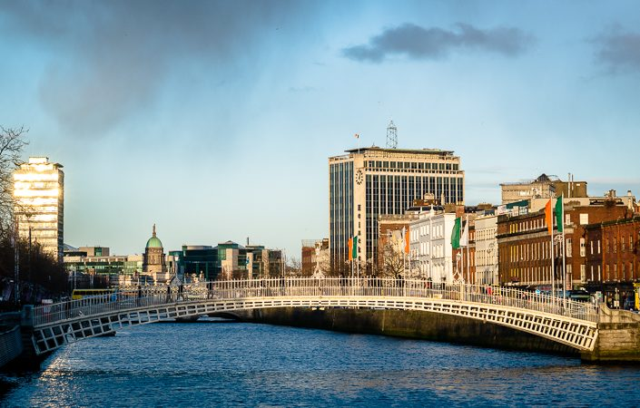 City break - 2 days to visit and photograph Dublin