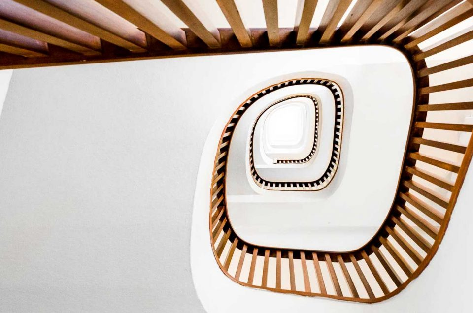 10 Mesmerizing Staircases in Barcelona