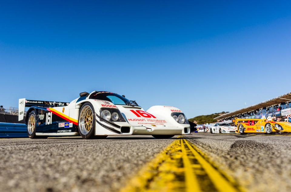 Porsche Madness - Rennsport Reunion VI