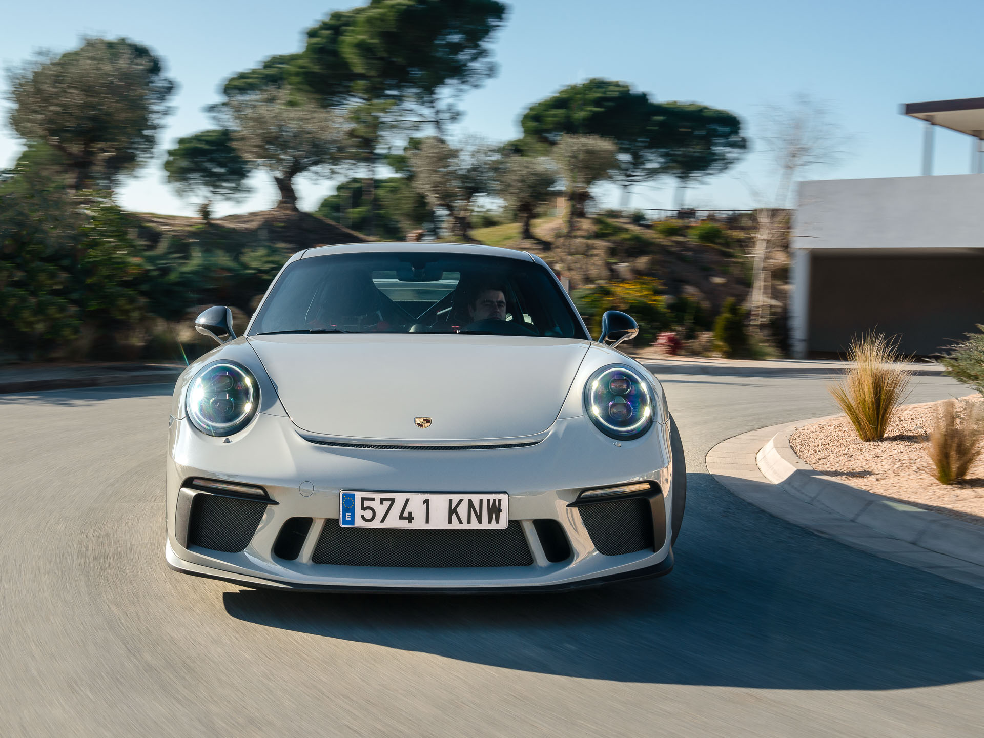 Barcelona Automotive Photographer Porsche 911 991 Gt3 Crayon Mk2