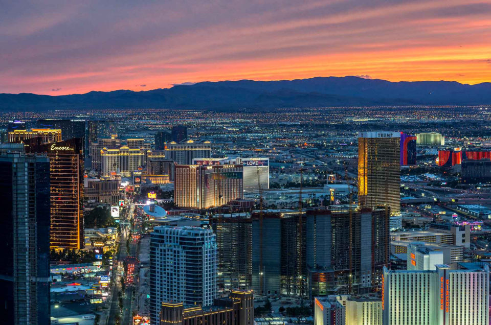 Express trip to Las Vegas: 24 hours in Sin City