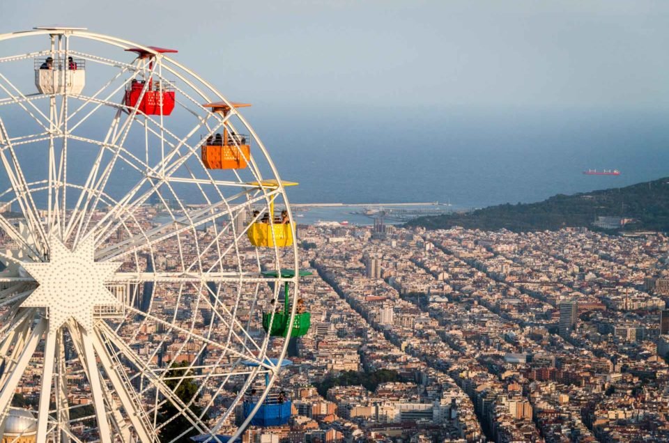 Barcelona: The City Guide, Vol I.
