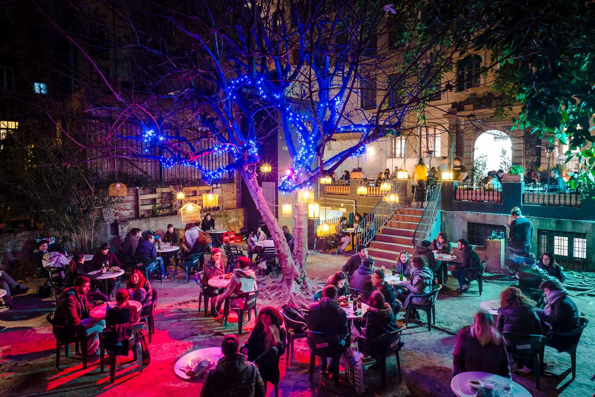 antic teatre, scenic, bars barcelona
