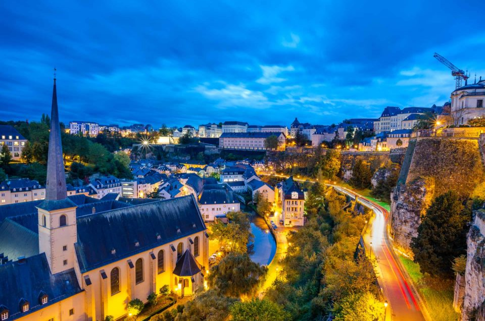 Must Visit: Luxembourg City in autumn